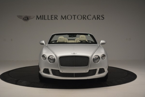 Used 2013 Bentley Continental GT W12 Le Mans Edition for sale Sold at Bentley Greenwich in Greenwich CT 06830 9