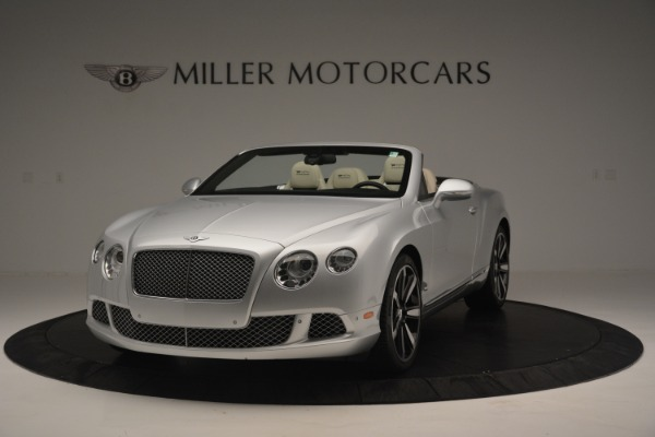 Used 2013 Bentley Continental GT W12 Le Mans Edition for sale Sold at Bentley Greenwich in Greenwich CT 06830 1