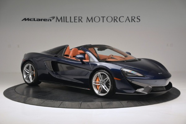New 2019 McLaren 570S Spider Convertible for sale Sold at Bentley Greenwich in Greenwich CT 06830 10