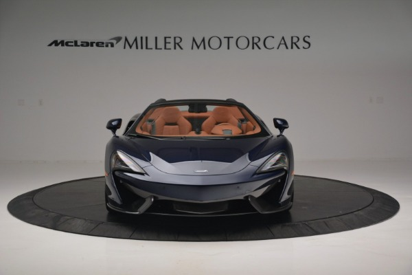 New 2019 McLaren 570S Spider Convertible for sale Sold at Bentley Greenwich in Greenwich CT 06830 12