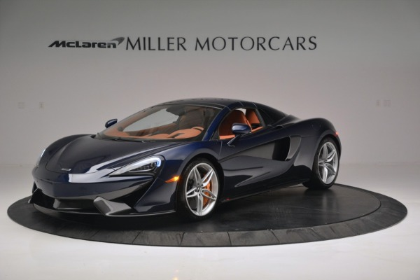 New 2019 McLaren 570S Spider Convertible for sale Sold at Bentley Greenwich in Greenwich CT 06830 15