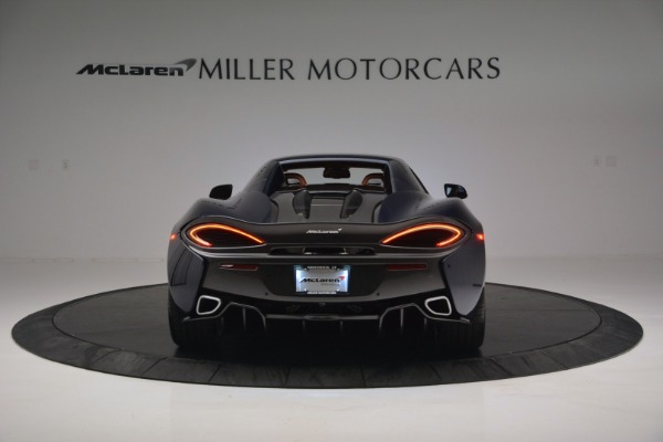 New 2019 McLaren 570S Spider Convertible for sale Sold at Bentley Greenwich in Greenwich CT 06830 18