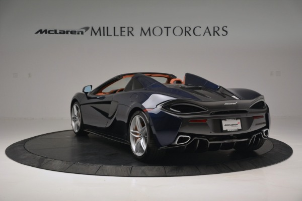 New 2019 McLaren 570S Spider Convertible for sale Sold at Bentley Greenwich in Greenwich CT 06830 5