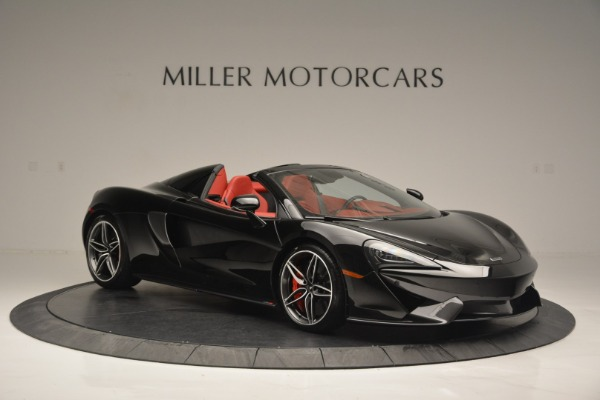New 2019 McLaren 570S Convertible for sale Sold at Bentley Greenwich in Greenwich CT 06830 10