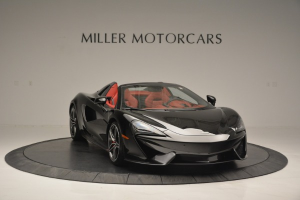 New 2019 McLaren 570S Convertible for sale Sold at Bentley Greenwich in Greenwich CT 06830 11