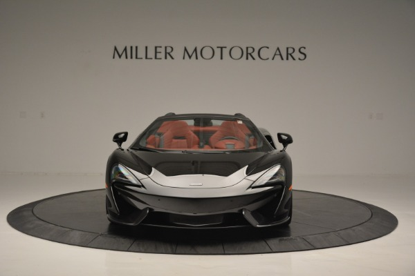 New 2019 McLaren 570S Convertible for sale Sold at Bentley Greenwich in Greenwich CT 06830 12