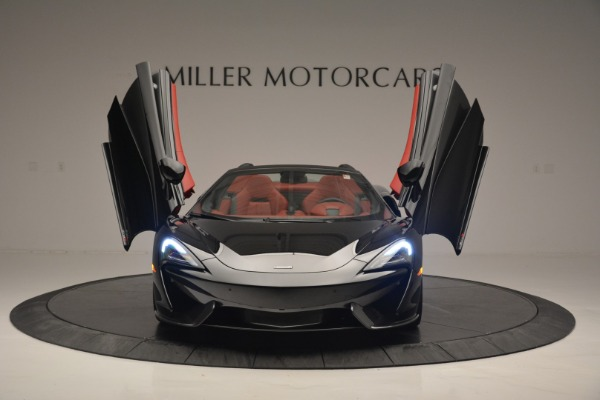 New 2019 McLaren 570S Convertible for sale Sold at Bentley Greenwich in Greenwich CT 06830 13