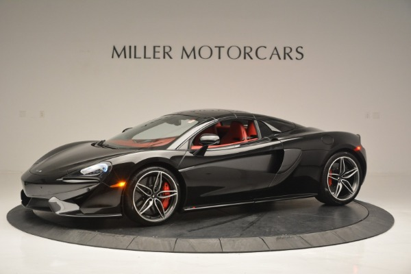 New 2019 McLaren 570S Convertible for sale Sold at Bentley Greenwich in Greenwich CT 06830 15