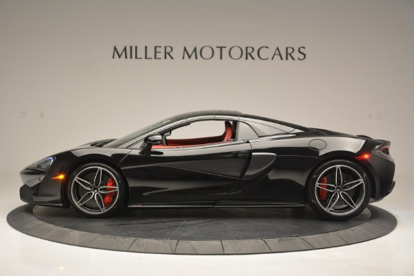 New 2019 McLaren 570S Convertible for sale Sold at Bentley Greenwich in Greenwich CT 06830 16