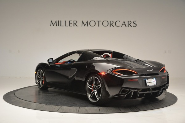 New 2019 McLaren 570S Convertible for sale Sold at Bentley Greenwich in Greenwich CT 06830 17