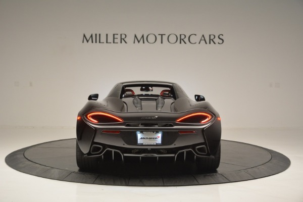 New 2019 McLaren 570S Convertible for sale Sold at Bentley Greenwich in Greenwich CT 06830 18