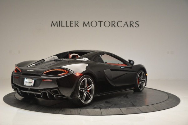New 2019 McLaren 570S Convertible for sale Sold at Bentley Greenwich in Greenwich CT 06830 19