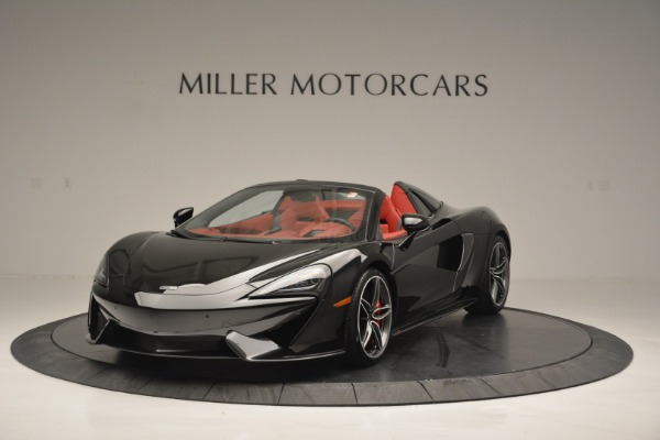 New 2019 McLaren 570S Convertible for sale Sold at Bentley Greenwich in Greenwich CT 06830 2