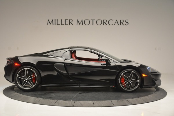 New 2019 McLaren 570S Convertible for sale Sold at Bentley Greenwich in Greenwich CT 06830 20