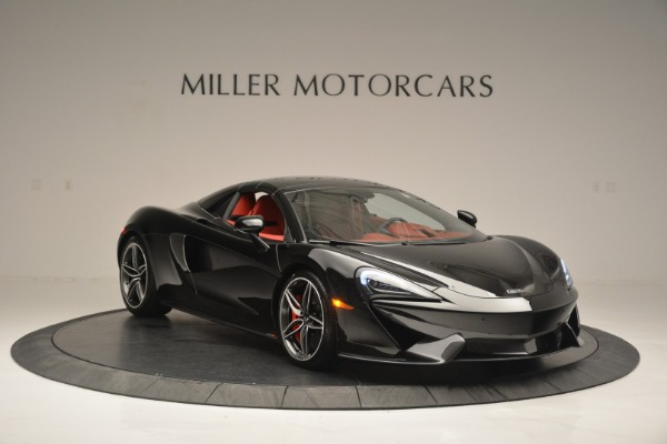 New 2019 McLaren 570S Convertible for sale Sold at Bentley Greenwich in Greenwich CT 06830 21