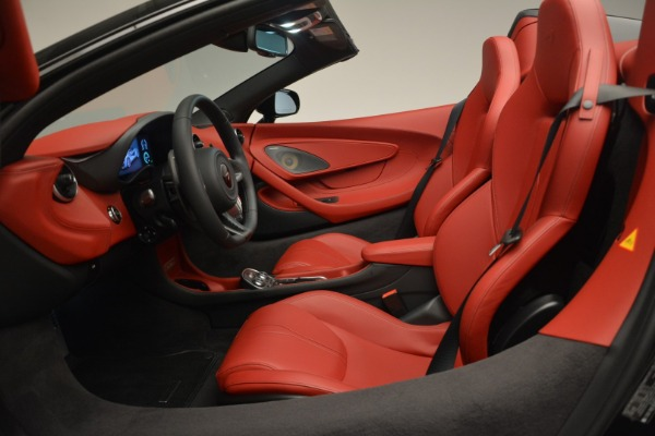 New 2019 McLaren 570S Convertible for sale Sold at Bentley Greenwich in Greenwich CT 06830 23