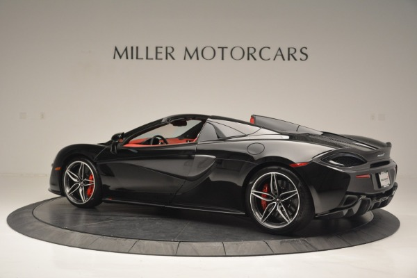 New 2019 McLaren 570S Convertible for sale Sold at Bentley Greenwich in Greenwich CT 06830 4