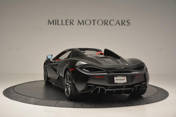New 2019 McLaren 570S Convertible for sale Sold at Bentley Greenwich in Greenwich CT 06830 5