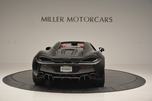 New 2019 McLaren 570S Convertible for sale Sold at Bentley Greenwich in Greenwich CT 06830 6