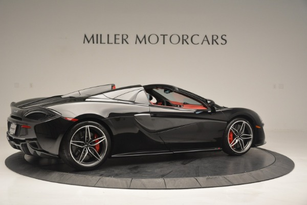 New 2019 McLaren 570S Convertible for sale Sold at Bentley Greenwich in Greenwich CT 06830 8