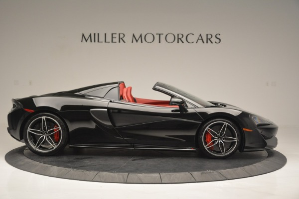 New 2019 McLaren 570S Convertible for sale Sold at Bentley Greenwich in Greenwich CT 06830 9