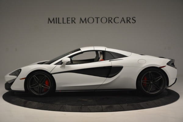 New 2019 McLaren 570S Spider Convertible for sale Sold at Bentley Greenwich in Greenwich CT 06830 16