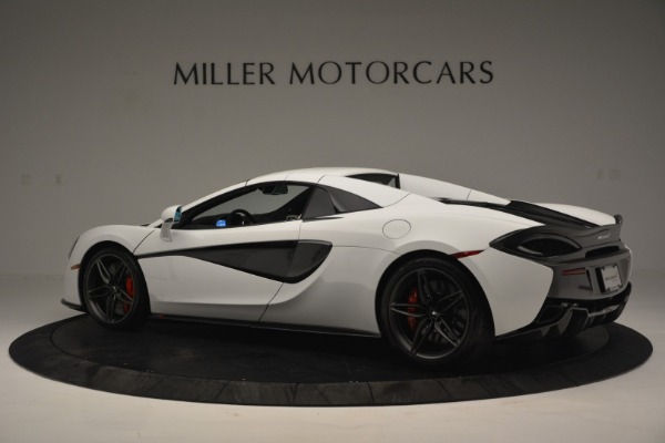 New 2019 McLaren 570S Spider Convertible for sale Sold at Bentley Greenwich in Greenwich CT 06830 17