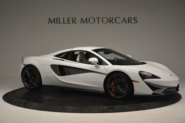 New 2019 McLaren 570S Spider Convertible for sale Sold at Bentley Greenwich in Greenwich CT 06830 20