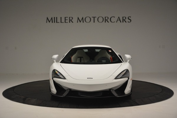 New 2019 McLaren 570S Spider Convertible for sale Sold at Bentley Greenwich in Greenwich CT 06830 21