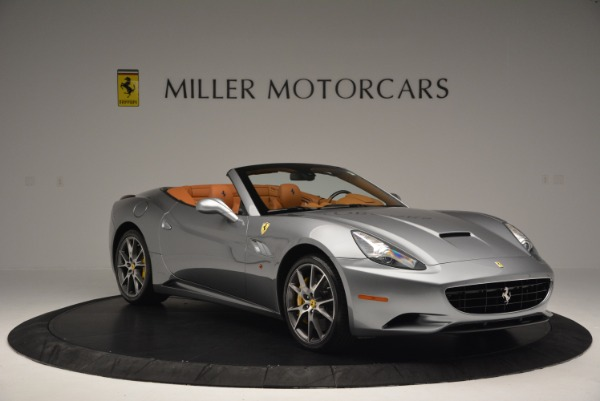 Used 2012 Ferrari California for sale Sold at Bentley Greenwich in Greenwich CT 06830 11