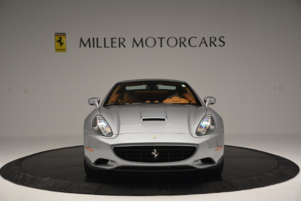 Used 2012 Ferrari California for sale Sold at Bentley Greenwich in Greenwich CT 06830 24