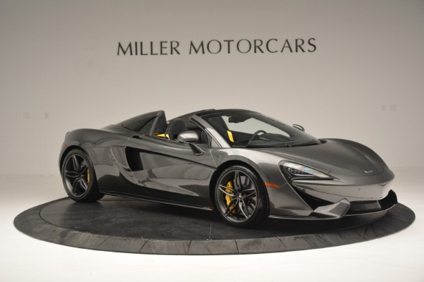 Used 2019 McLaren 570S Spider Convertible for sale $189,990 at Bentley Greenwich in Greenwich CT 06830 10