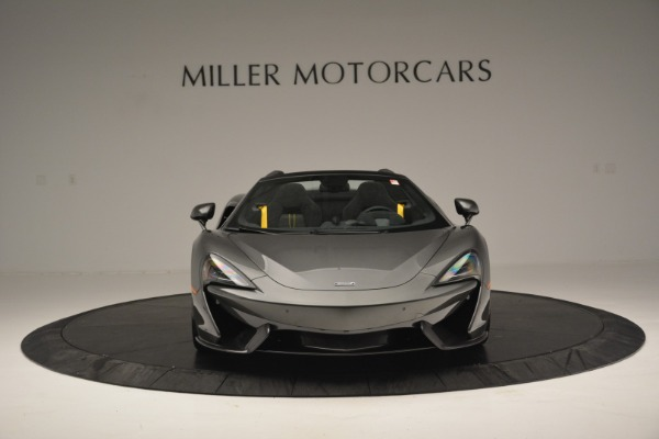 Used 2019 McLaren 570S Spider Convertible for sale $189,990 at Bentley Greenwich in Greenwich CT 06830 12