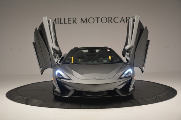 Used 2019 McLaren 570S Spider Convertible for sale $189,990 at Bentley Greenwich in Greenwich CT 06830 13