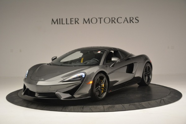 Used 2019 McLaren 570S Spider Convertible for sale $189,990 at Bentley Greenwich in Greenwich CT 06830 15