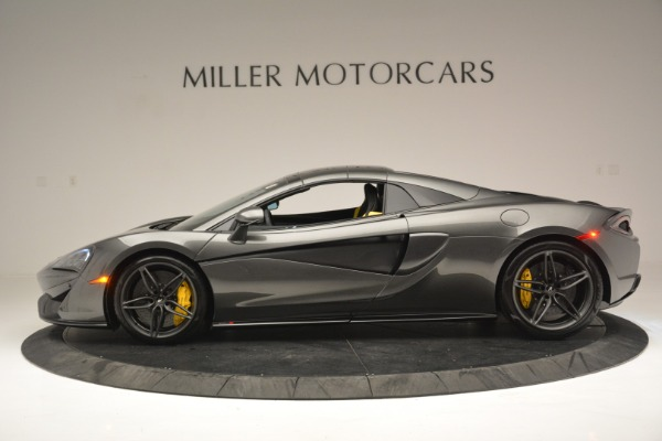 Used 2019 McLaren 570S Spider Convertible for sale $189,990 at Bentley Greenwich in Greenwich CT 06830 16
