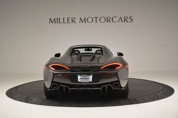 Used 2019 McLaren 570S Spider Convertible for sale $189,990 at Bentley Greenwich in Greenwich CT 06830 18