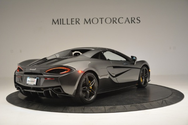 Used 2019 McLaren 570S Spider Convertible for sale $189,990 at Bentley Greenwich in Greenwich CT 06830 19