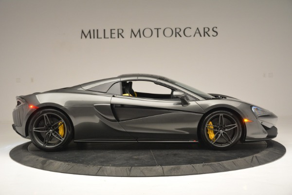 Used 2019 McLaren 570S Spider Convertible for sale $189,990 at Bentley Greenwich in Greenwich CT 06830 20