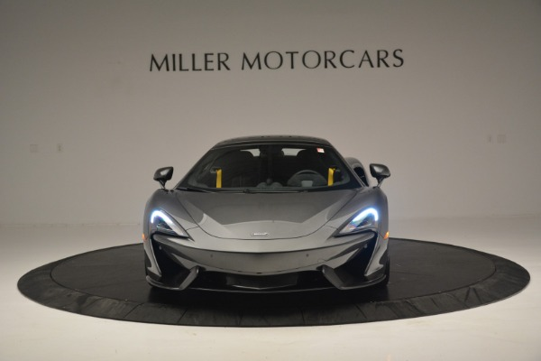 Used 2019 McLaren 570S Spider Convertible for sale $189,990 at Bentley Greenwich in Greenwich CT 06830 22