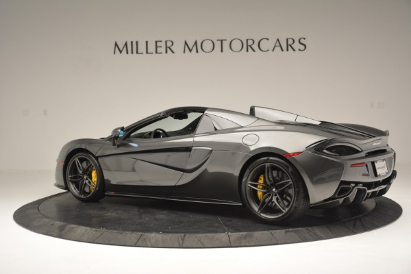 Used 2019 McLaren 570S Spider Convertible for sale $189,990 at Bentley Greenwich in Greenwich CT 06830 4