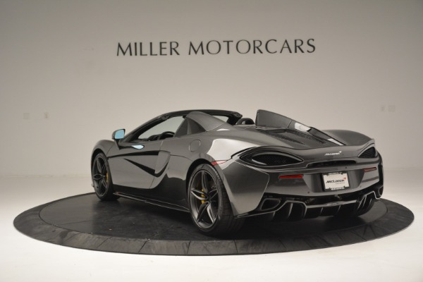 Used 2019 McLaren 570S Spider Convertible for sale $189,990 at Bentley Greenwich in Greenwich CT 06830 5