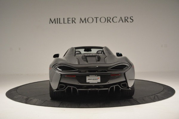 Used 2019 McLaren 570S Spider Convertible for sale $189,990 at Bentley Greenwich in Greenwich CT 06830 6