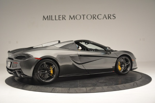 Used 2019 McLaren 570S Spider Convertible for sale $189,990 at Bentley Greenwich in Greenwich CT 06830 8