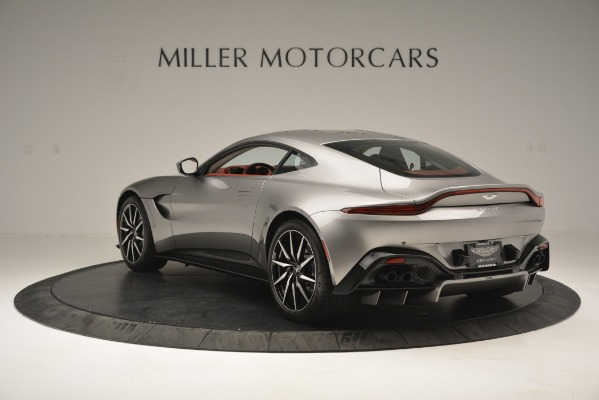 New 2019 Aston Martin Vantage for sale Sold at Bentley Greenwich in Greenwich CT 06830 5