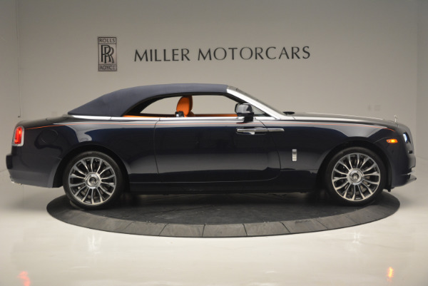 New 2019 Rolls-Royce Dawn for sale Sold at Bentley Greenwich in Greenwich CT 06830 22