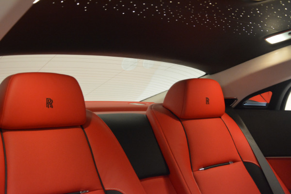 New 2019 Rolls-Royce Wraith for sale Sold at Bentley Greenwich in Greenwich CT 06830 23