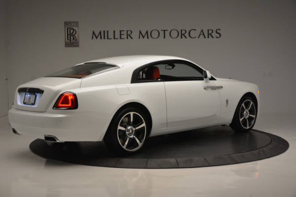 New 2019 Rolls-Royce Wraith for sale Sold at Bentley Greenwich in Greenwich CT 06830 5
