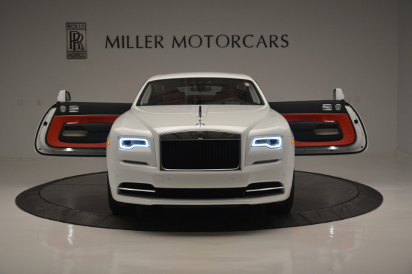 New 2019 Rolls-Royce Wraith for sale Sold at Bentley Greenwich in Greenwich CT 06830 9