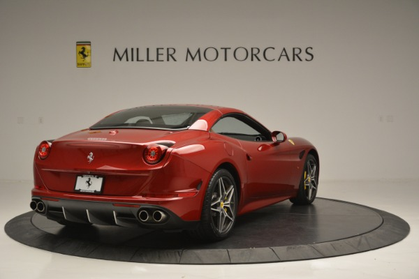 Used 2016 Ferrari California T for sale Sold at Bentley Greenwich in Greenwich CT 06830 19